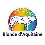 Logo France Blonde d'Aquitaine